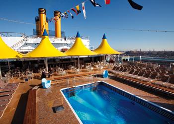 48コスタ デリチョーザ 【ベニス発着】イタリアの街とエーゲ海を堪能する 8日間