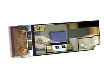 92クイーン・エリザベス 【横浜発着】北海道とウラジオストク 10日間 [Q317]