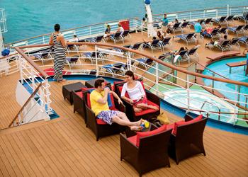 53カーニバル・ブリーズ【ポートカナベラル発着】西カリブ海の美と遺跡発見の旅8日間