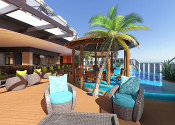 54カーニバル・ホライズン【マイアミ発着】南カリブのABCアイランズを巡る 9日間