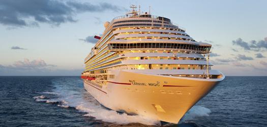 カーニバル・マジック【マイアミ発着】西カリブの美しい海と歴史の探求 8日間