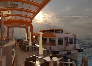 86セレブリティ・エッジ マジックカーペット付き新造船で行く地中海クルーズ 8日間