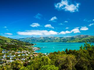 アカロア(ニュージーランド)