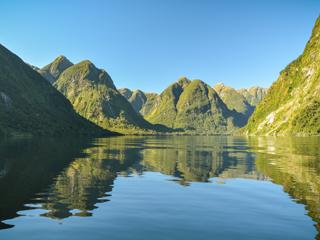 ダウトフルサウンドクルージング(ニュージーランド)