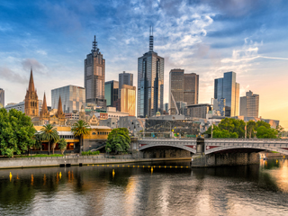 メルボルン(オーストラリア)