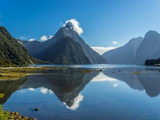 ミルフォードサウンドクルージング(ニュージーランド)