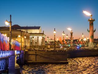サンクトペテルブルグ(ロシア)
