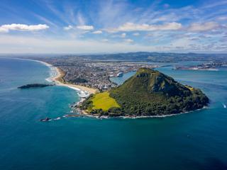 タウランガ(ニュージーランド)