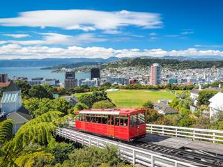 ウェリントン(ニュージーランド)