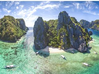 パラワン島/プエルト プリンセサ(フィリピン)