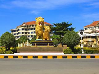 シアヌークビル(カンボジア)