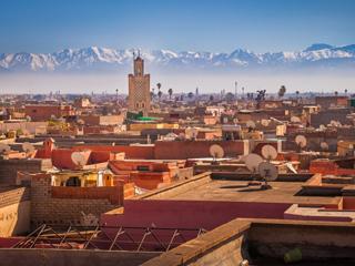 カサブランカ/マラケシュ(モロッコ)