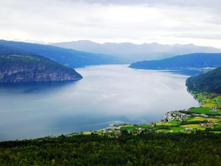 インヴィックフィヨルド(ノルウェー)