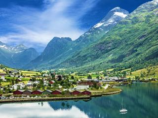 オルデン(ノルウェー)
