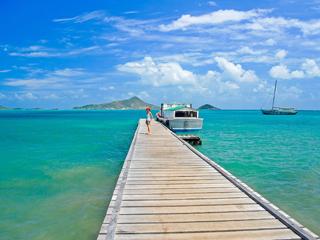 カリアク島(グレナダ)